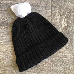 Treasure & Bond Pom Beanie